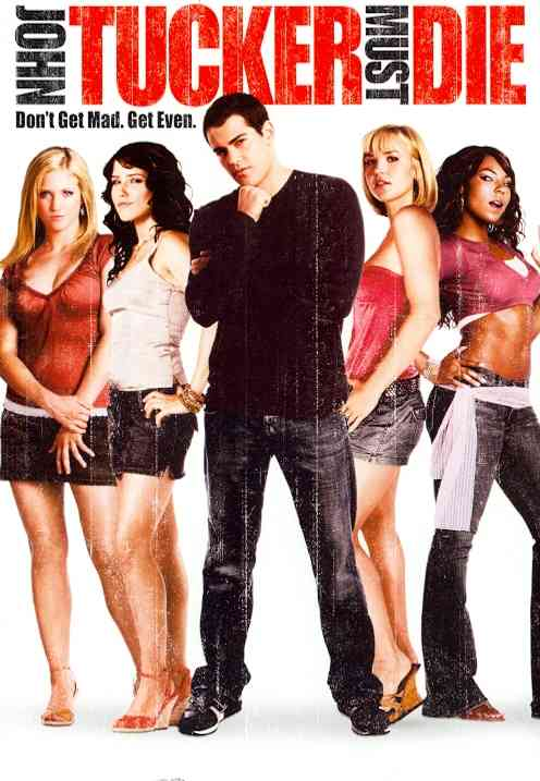 JOHN TUCKER MUST DIE BY METCALFE,JESSE (DVD)
